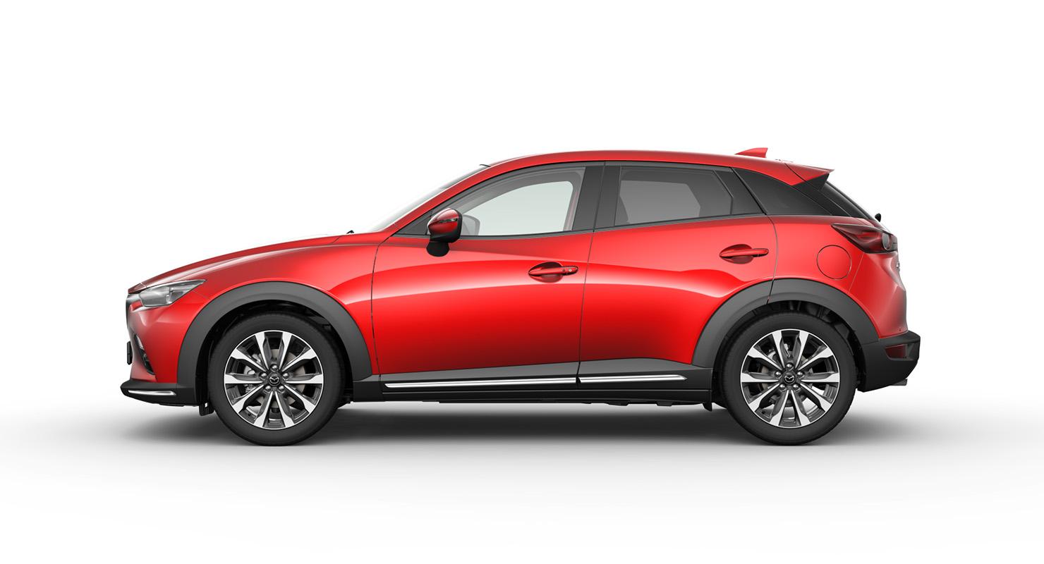 Mazda New Mazda CX-3 R 2.0L 2WD 6AT I-STOP - Galería interior - imágen 24