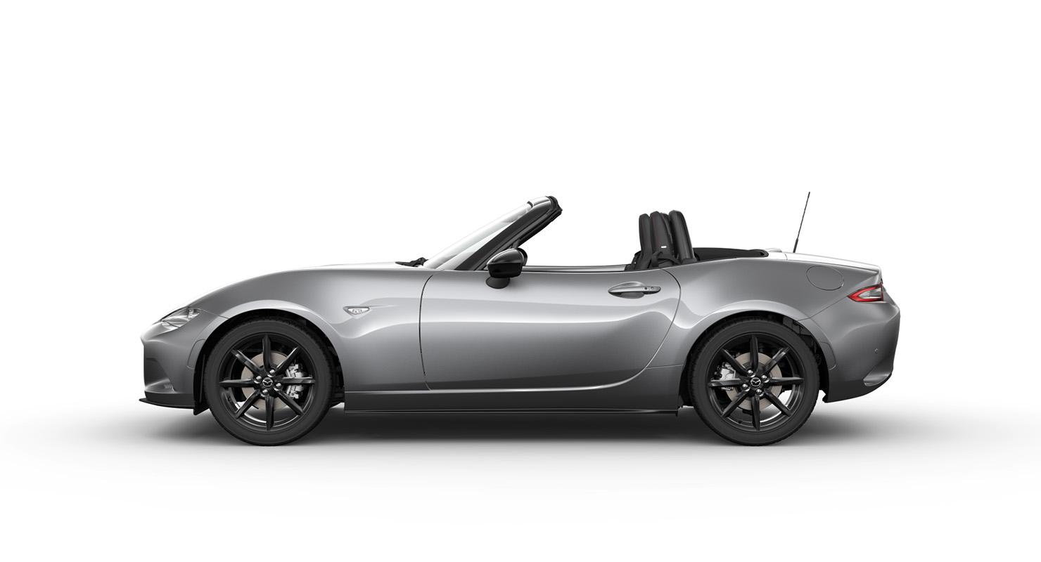 Mazda Mazda MX-5 2.0L 6MT (Cuero Negro - techo de lona) - Galería interior - imágen 19