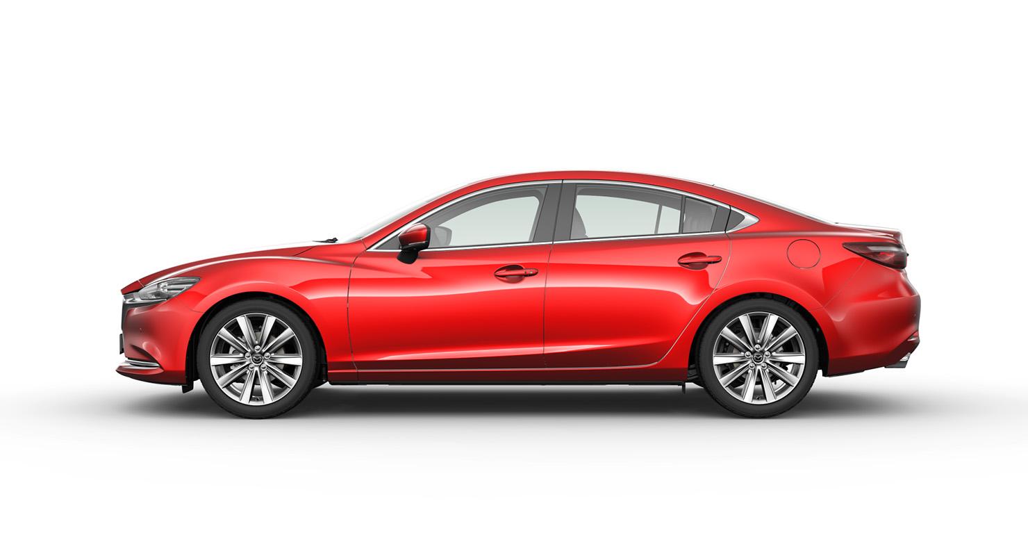 Mazda New Mazda6 V 2.0L 6AT - Galería interior - imágen 25