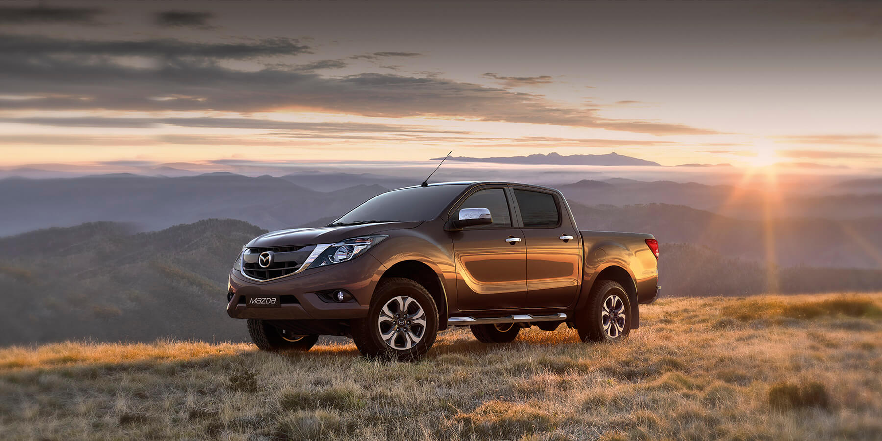 Mazda Mazda BT-50 Doble Cabina 2.2 SDX 6MT 4x2 Diesel RADIO MULTIMEDIA