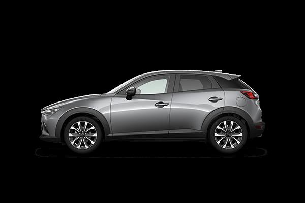 Imagen del New Mazda CX-3