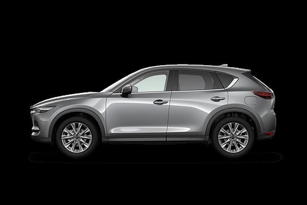 Imagen del New Mazda CX-5