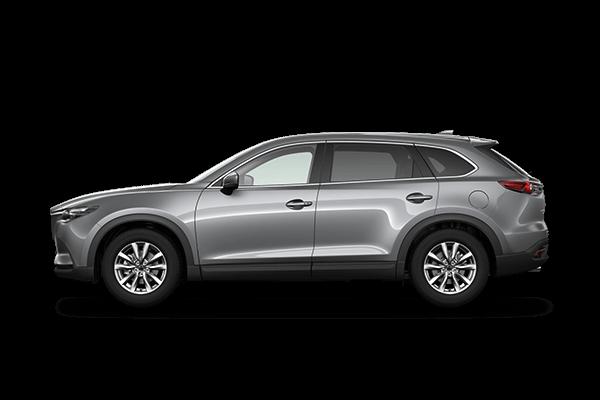 Imagen del New Mazda CX-9