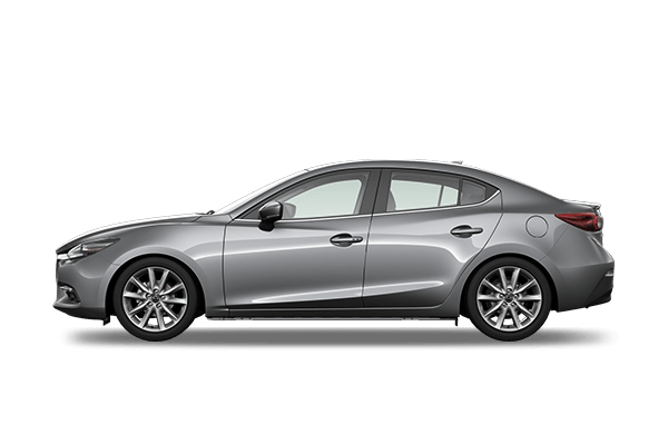 Imagen del Mazda3 Sedán