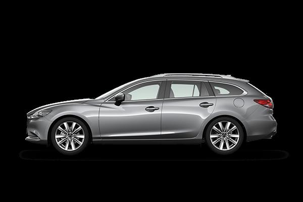 Imagen del New Mazda6 SW