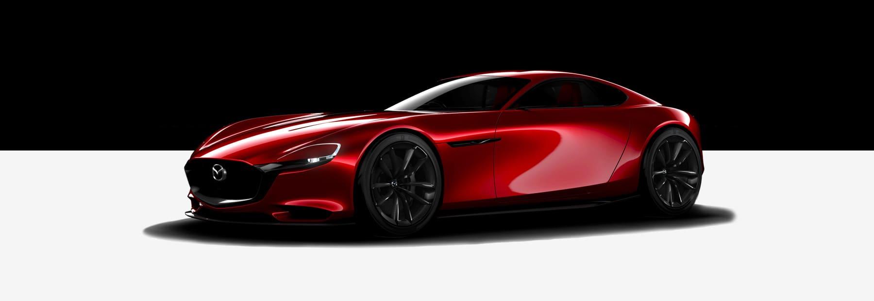 Futuro de Mazda – Nuevo prototipo – La visión del RX