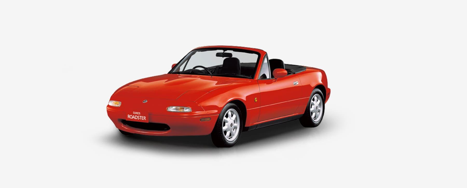 Historia de Mazda – El primer Miata 1989