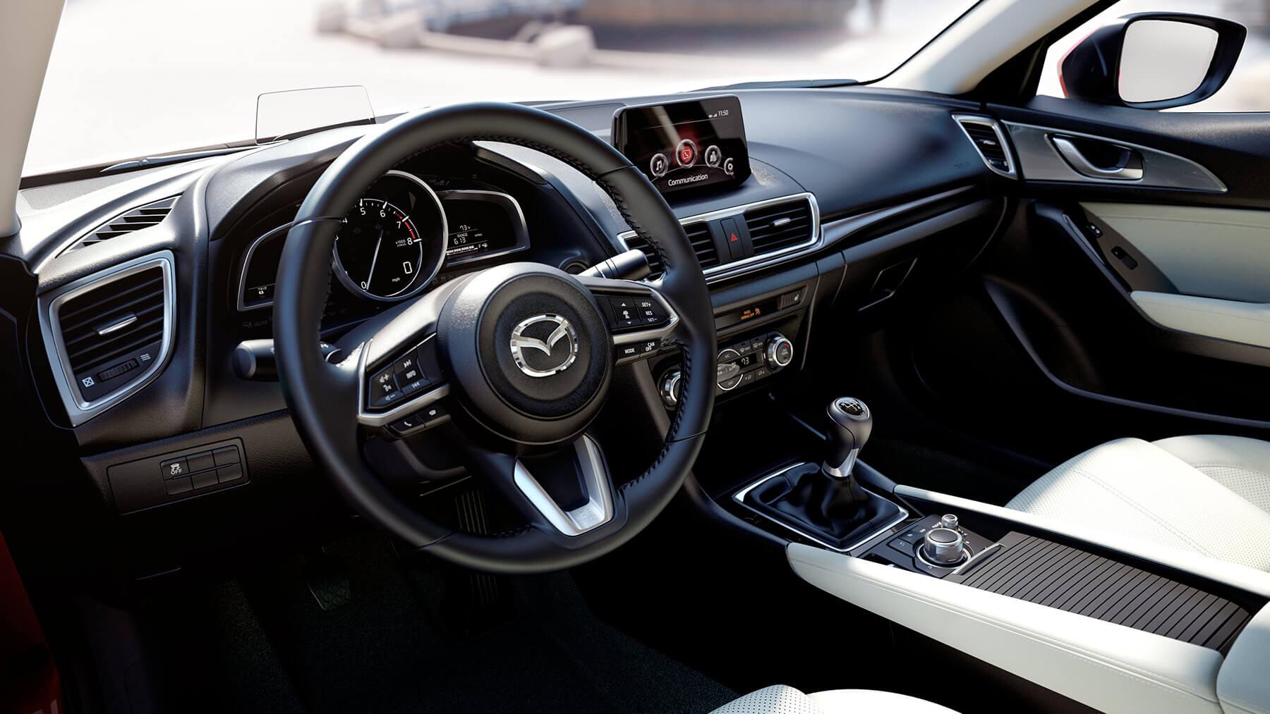 Galeria - Mazda 3 Sedán