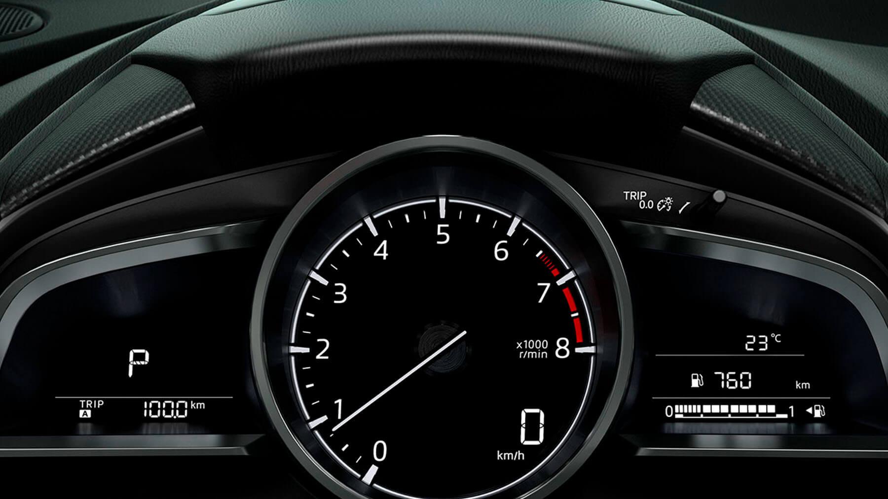 Galeria - Mazda 2 Sedán