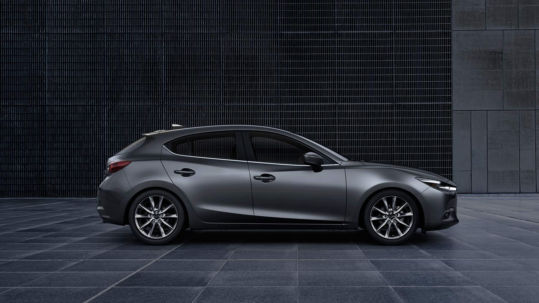 Galeria - Mazda 3 Sport