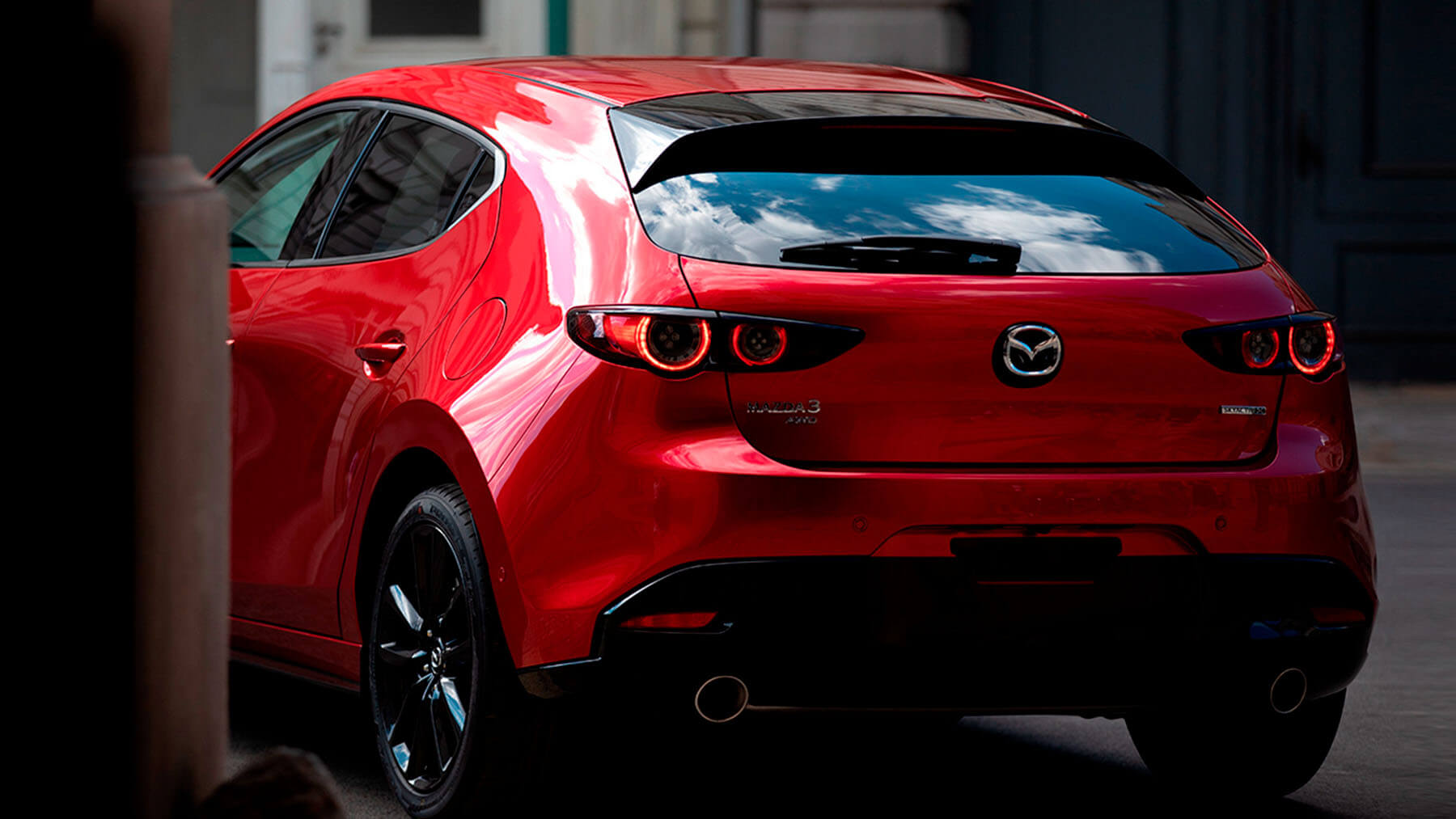 Galeria - All-New Mazda3 Sport