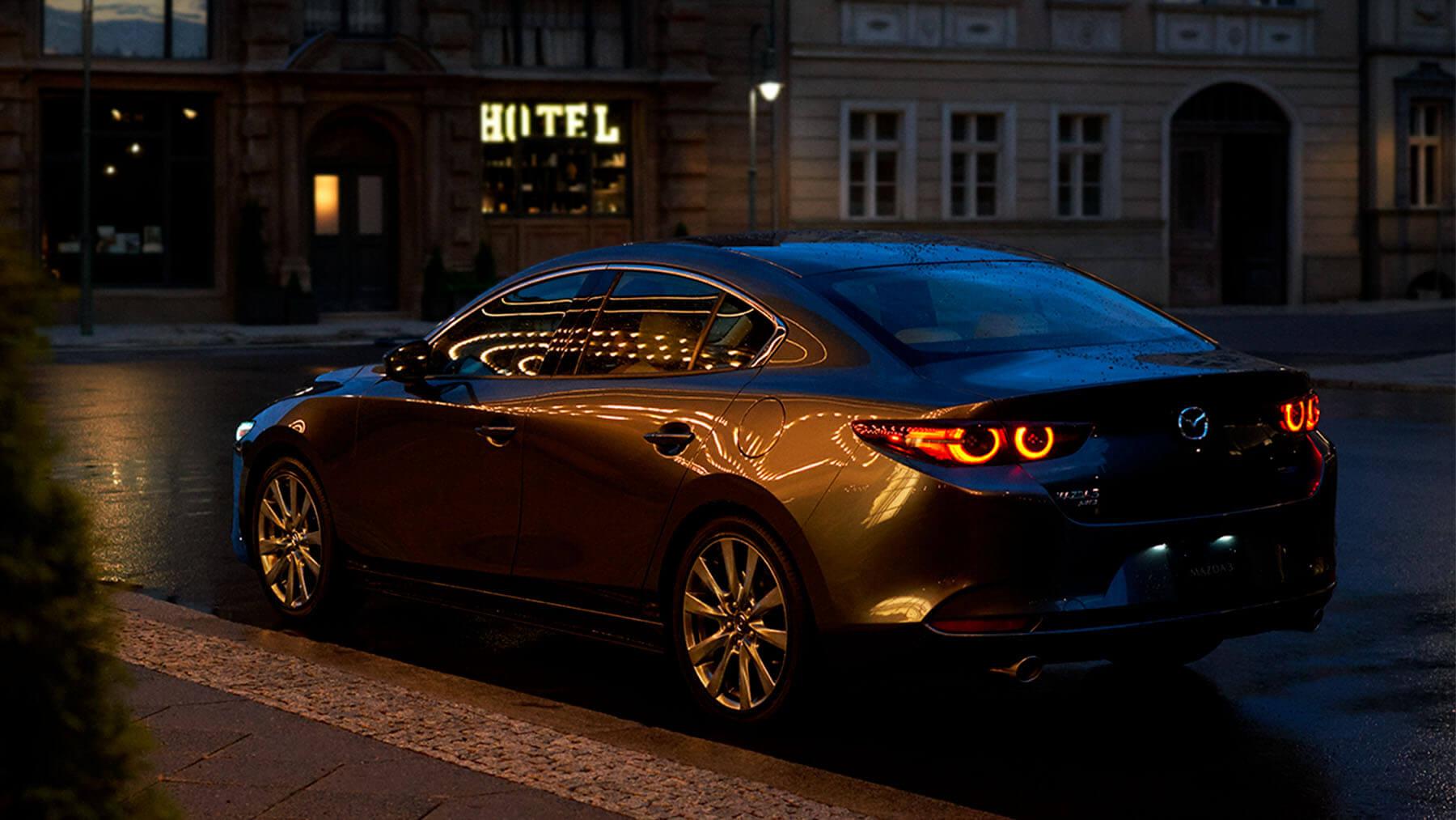 Galeria - All-New Mazda3 Sedán