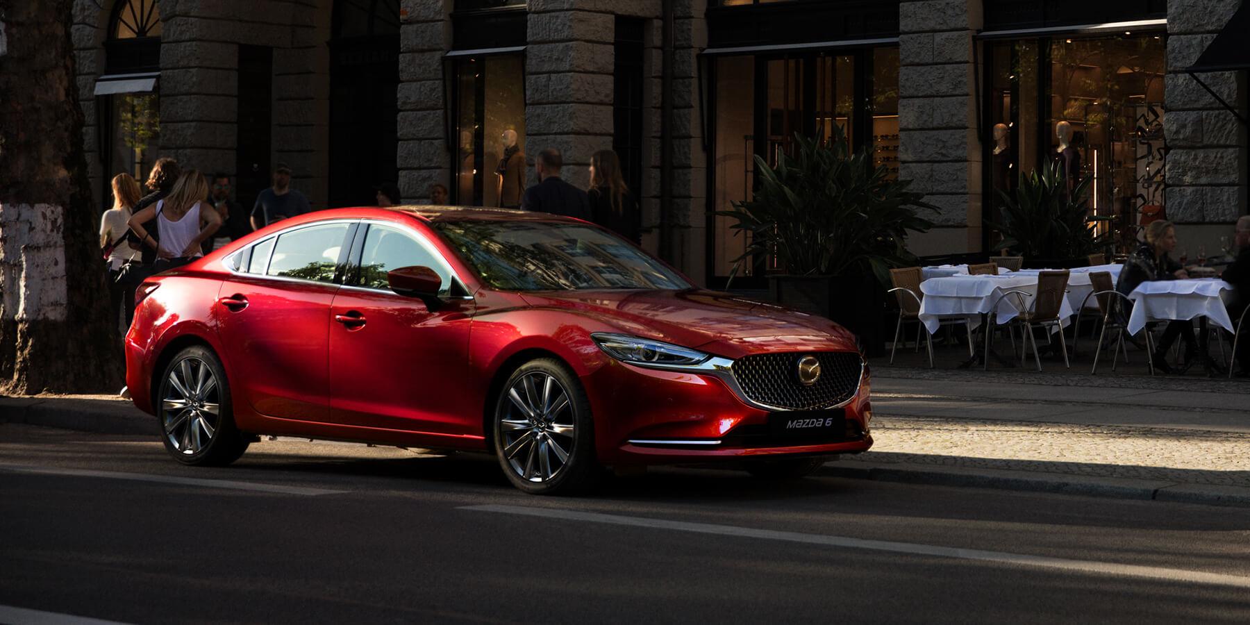 All-New Mazda 6
