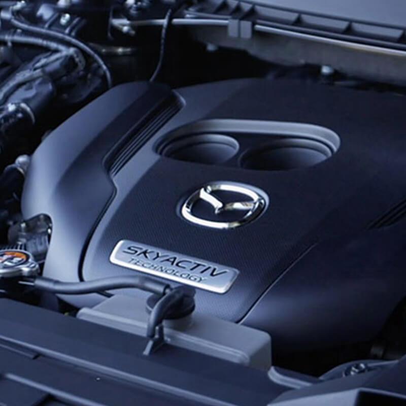 Motor 2.5 Turbo