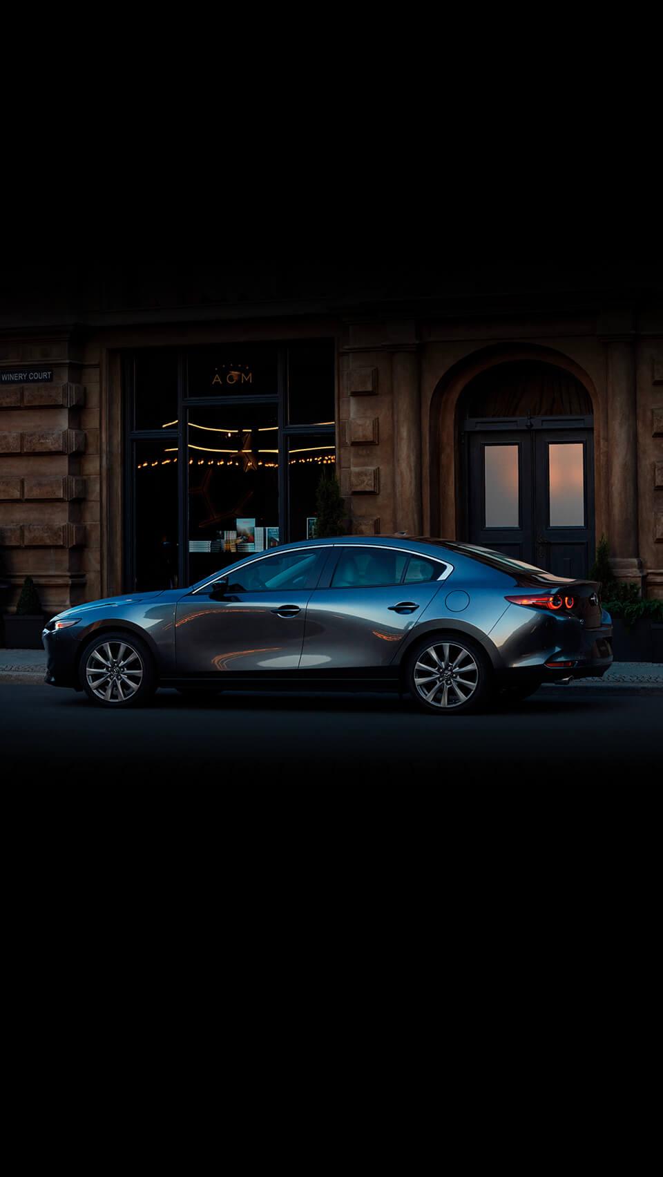 All-New Mazda 3 Sedán