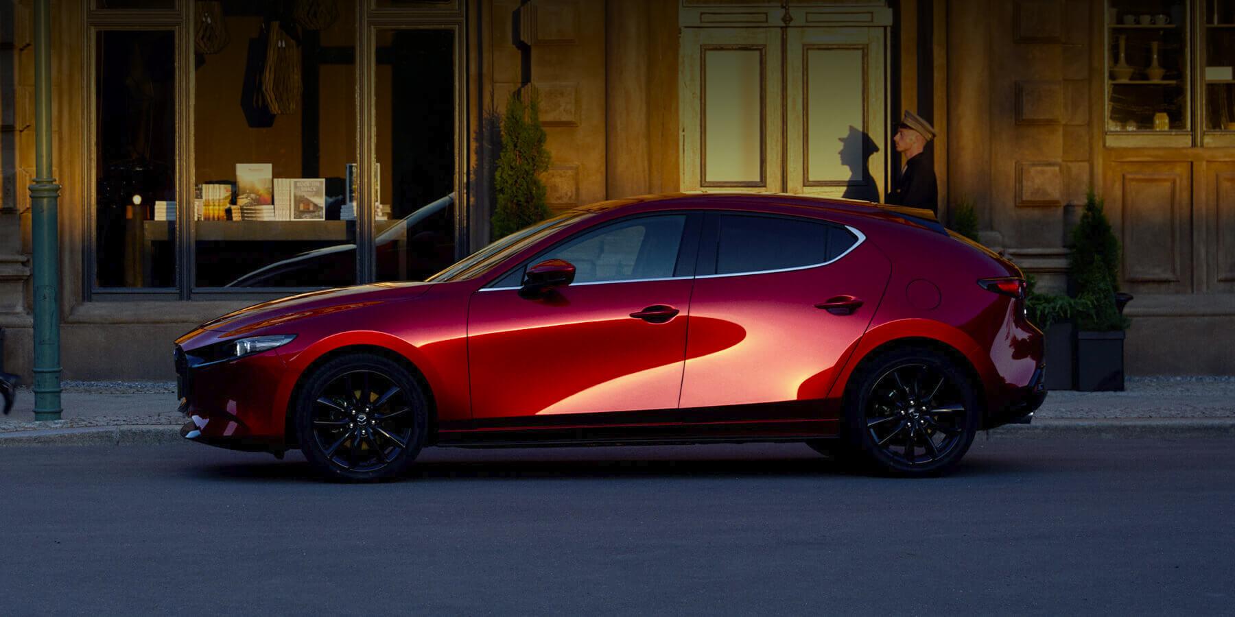 All-New Mazda 3 Sport