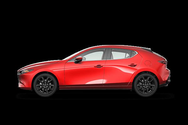 Imagen del All-New Mazda3 Sport