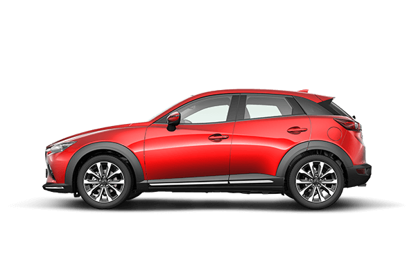 Imagen del Mazda CX-3