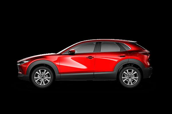 Imagen del All-New Mazda CX-30