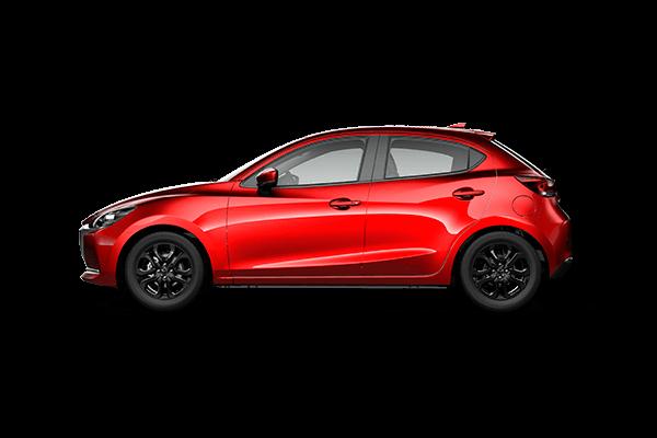 Imagen del New Mazda 2 Sport