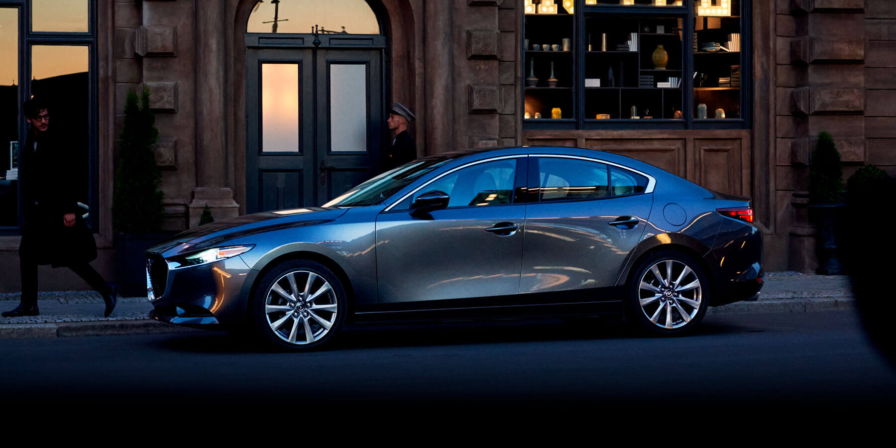 All-New Mazda 3 Sedan