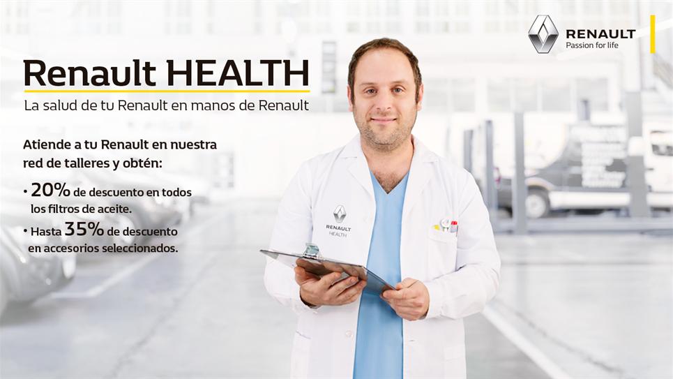 renault health