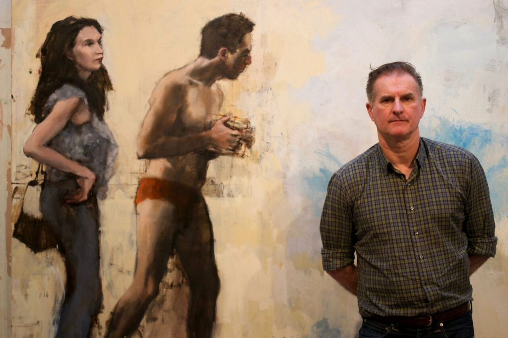 Tim Wright on the Derwent Art Prize and the importance of