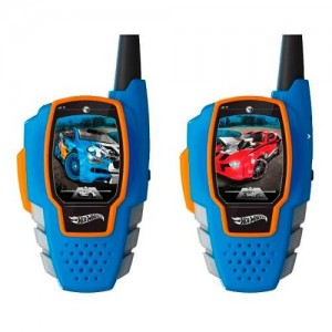 Walkie Talkies Hot Wheels