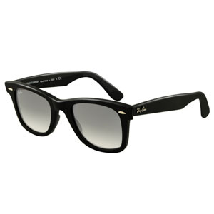 Wayfarer Black Grey