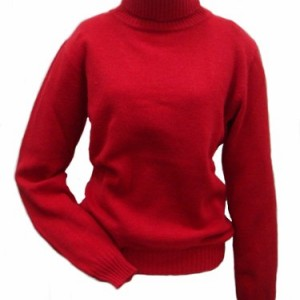 Sweater Polera Cuello Alto