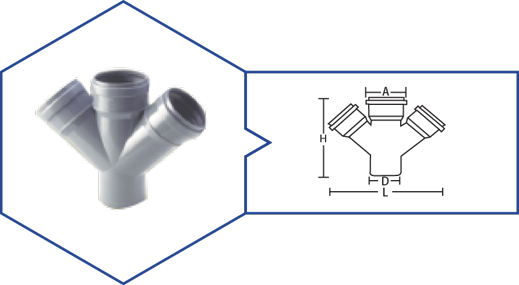 DOUBLE 'Y',Kisan Plumbing System - The Design Bridge
