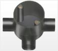 DEEP TEE THREE WAY,Kisan Plumbing System - The Design Bridge