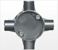 INTERSECTION FOUR WAY,Kisan Plumbing System - The Design Bridge