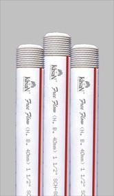 KISAN FREEFLOW ASTM PIPE THREADED SCH 80,Kisan Plumbing System - The Design Bridge