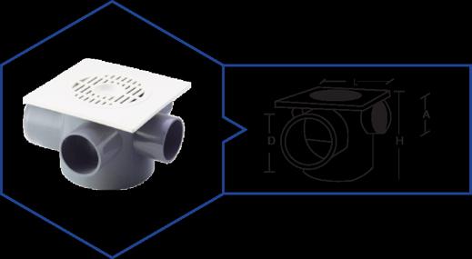 MULTIFLOOR TRAP,Kisan Plumbing System - The Design Bridge