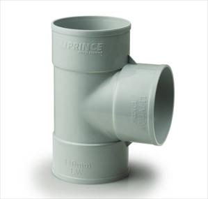 Tee LW,Prince Pipe Plumbing System - The Design Bridge