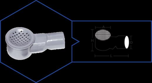 SINGLE PIECE NAHINI TRAP,Kisan Plumbing System - The Design Bridge