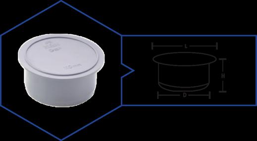 SOCKET PLUG,Kisan Plumbing System - The Design Bridge