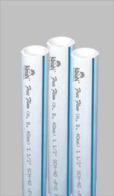 KISAN FREEFLOW ASTM PIPE SCH 40,Kisan Plumbing System - The Design Bridge