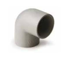 Elbow Heavy,Prince Pipe Plumbing System - The Design Bridge