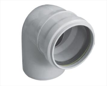 PERMAFIT TM PLAIN BEND 87.5,Kisan Plumbing System - The Design Bridge