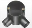 DEEP ANGLE TWO WAY,Kisan Plumbing System - The Design Bridge