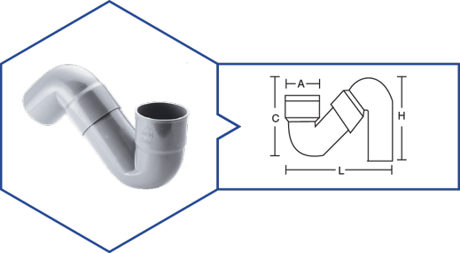 Q' TRAP,Kisan Plumbing System - The Design Bridge