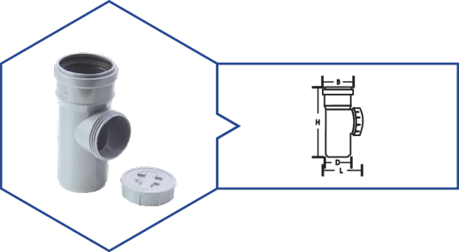 CLEANSING PIPE,Kisan Plumbing System - The Design Bridge