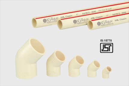 CPVC PIPES,Kisan Plumbing System - The Design Bridge