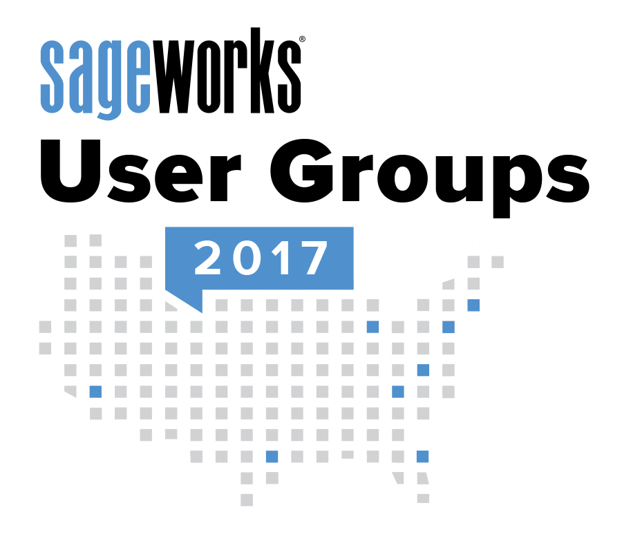 2017 Sageworks User Groups