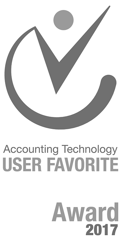 Accounting Technology User Favorite Award 2017