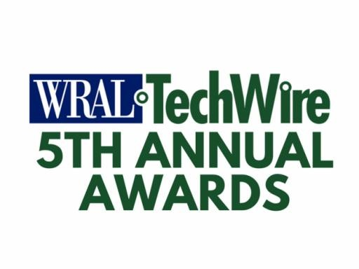 WRAL TechWire Award