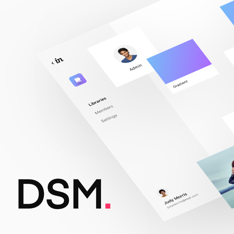 InVision Design System Manager
