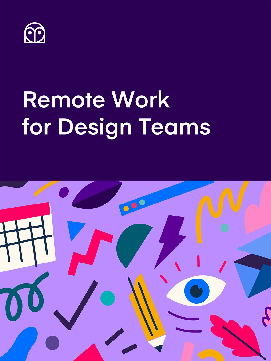 Remote Work for Design Teams